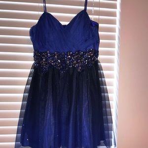 Dresses & Skirts - High-Low ombré prom dress